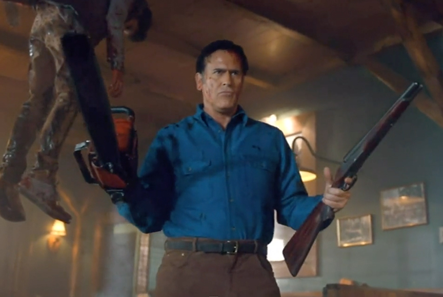 Ash vs. Evil Dead, Series One Ep.6<br /> Starz Entertainment EP: Rob Tapert