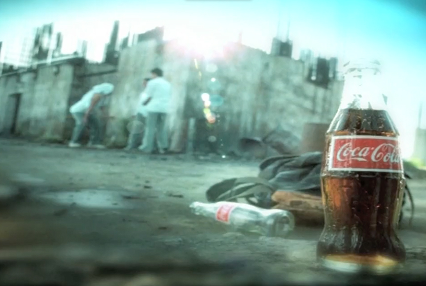 Coke Soccer<br /> Director: Tony Johns