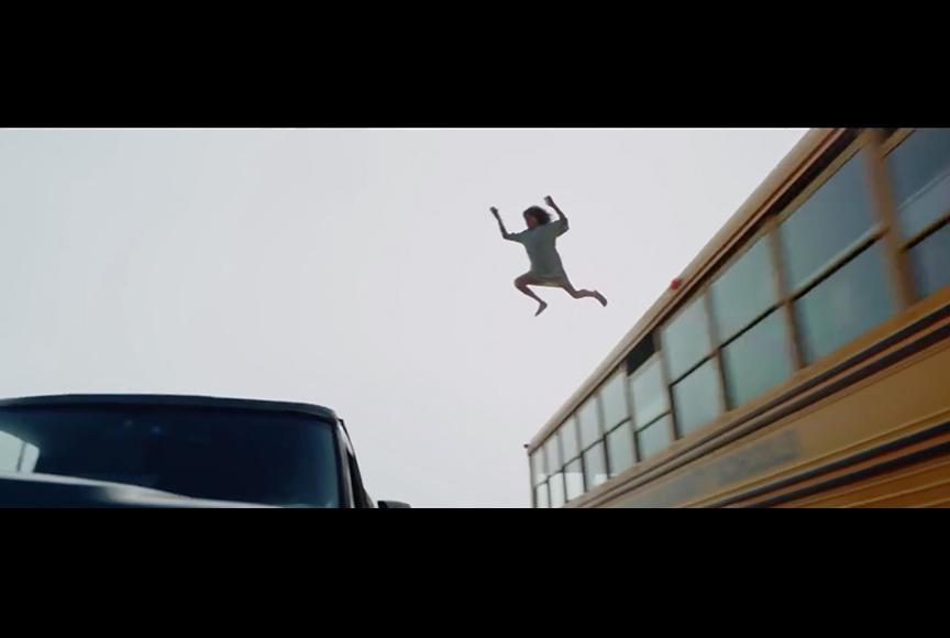 Pete's Dragon Trailer, Walt Disney Productions <br /> 2nd Unit Director: Christian Rivers