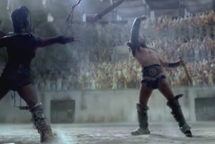 Spartacus: Blood and Sand Ep.8 (1)<br />Starz Entertainment EP: Rob Tapert