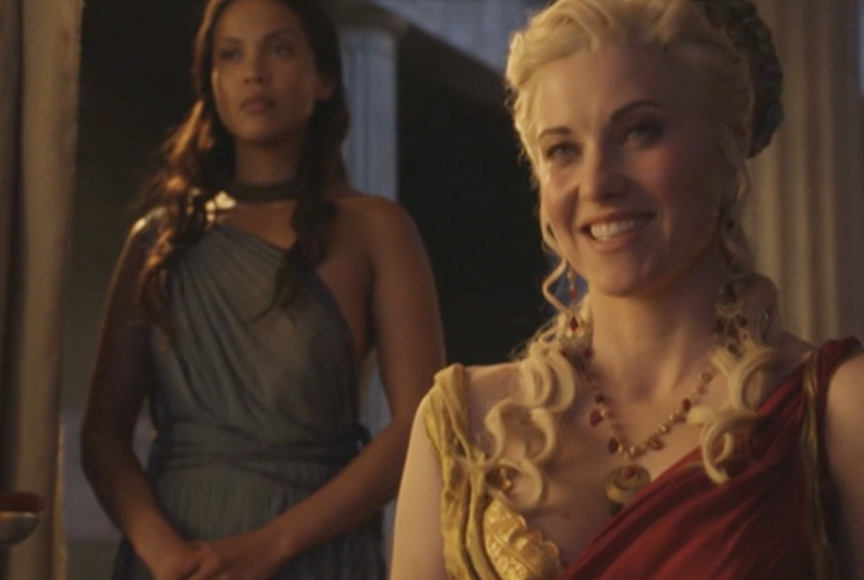 Spartacus: Blood and Sand, Ep.8 (2)<br />Starz Entertainment EP: Rob Tapert