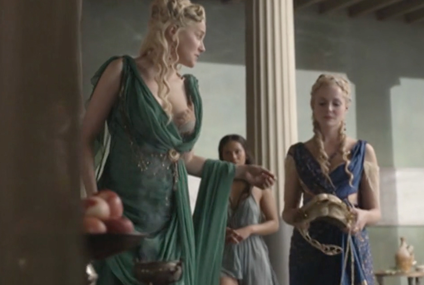Spartacus: Blood and Sand Ep.9<br /> Starz Entertainment EP: Rob Tapert