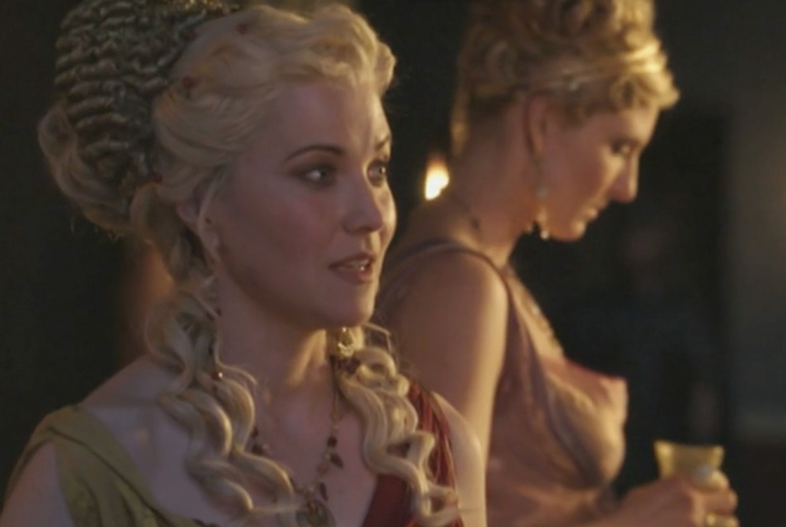 Spartacus: Blood and Sand Ep.8 (3)<br /> Starz Entertainment EP: Rob Tapert