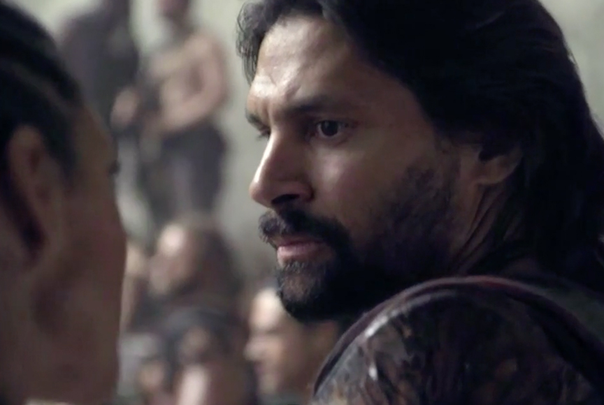 Spartacus: War of the Damned, Ep. 4 <br /> Starz Entertainment EP: Rob Tapert