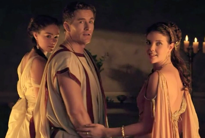 Spartacus: Vengeance, Ep. 4<br /> Starz Entertainment EP: Rob Tapert
